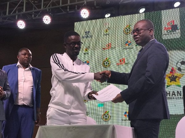 NAM1 shouldn't have been allowed to sponsor Ghana Premier League - NDC