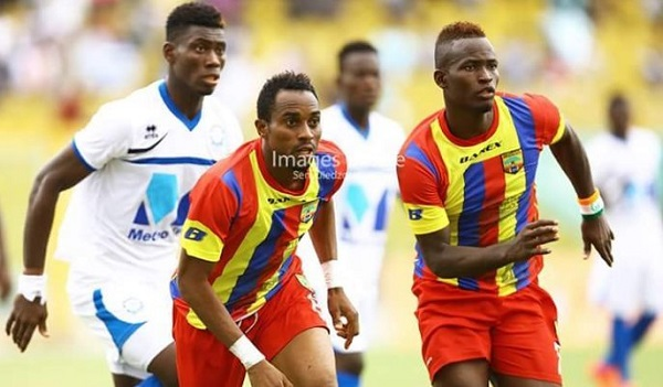Hearts of Oak to battle Great Olympics in 2019 President Cup