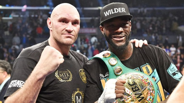 Deontay Wilder and Tyson Fury ordered to agree heavyweight rematch