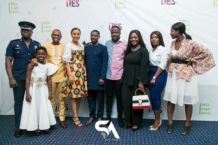 J Switch, Jackie Appiah, others made ambassadors for iYES