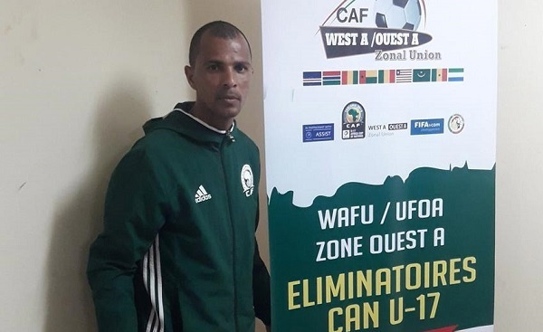 CAF CC: Cape Verdean referee Fabrício Duarte named to handle Asante Kotoko v Coton Sport tie