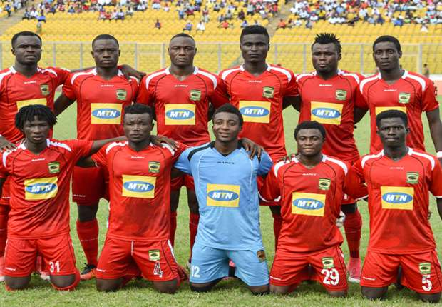 CAF CC: Asante Kotoko increases qualification bonus for playing body ahead of Coton Sport tie