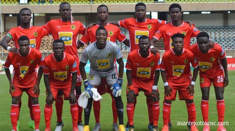 Ministry of Youth and Sports sends good will message to Asante Kotoko