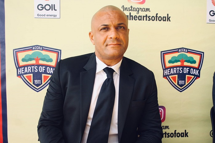 Hearts of Oak aim is to win the special competition - Kim Grant