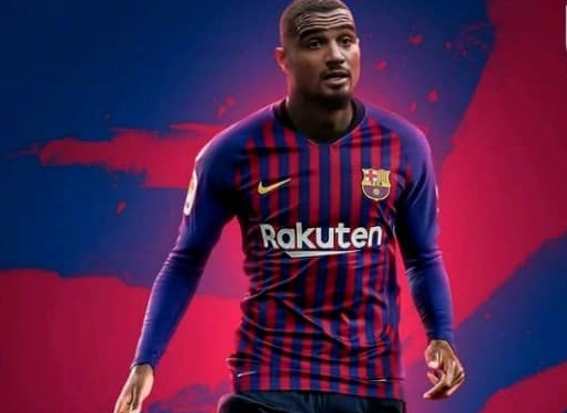 OFFICIAL: Barcelona confirms the signing of Kevin-Prince Boateng