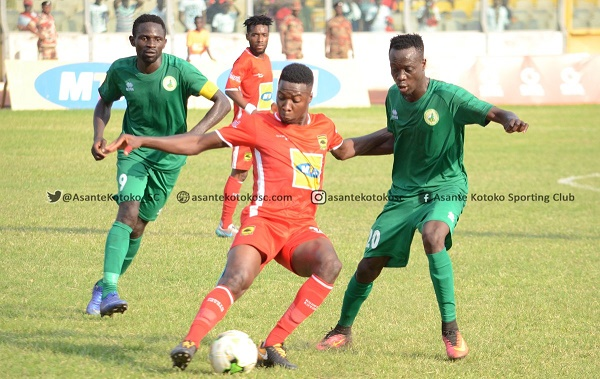 CAF CC: Asante Kotoko 2-1 Coton Sport- Report, Player Ratings & Reactions