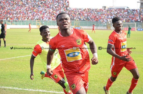 Match Report: Asante Kotoko through to the group stage of the CAF