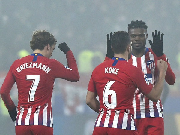 Africans in Europe review: Iwobi gets cameo, Partey delivered in Atletico win