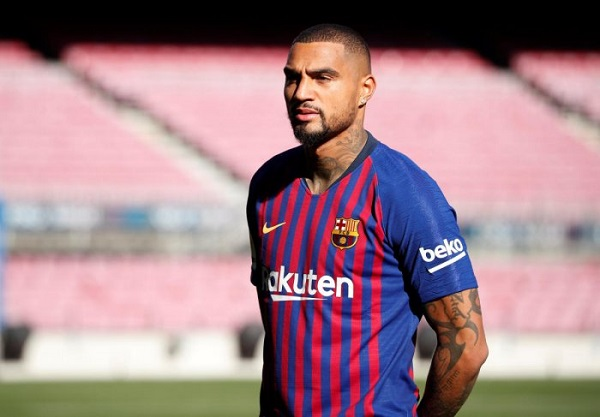Ex-Las Palmas coach Marquez warns Barcelona: Boateng won't be happy benched