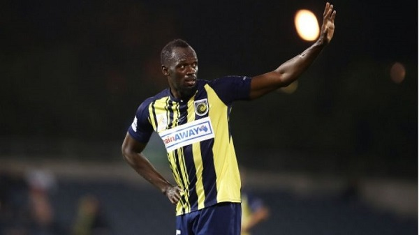 Official: Usain Bolt retires after frustrating professional football career