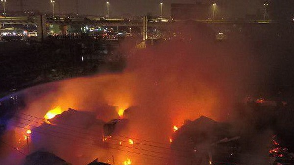 Odawna fire : Market reopens to public after outbreak - Prime News Ghana