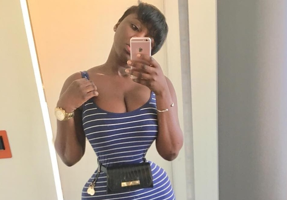 """Being sexy is a curse, I hate my body"" - Princess Shyngle"