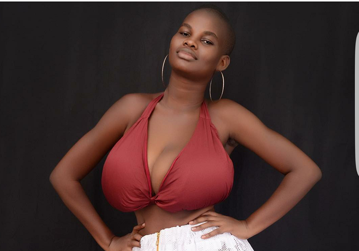 I wanted to reduce the size of my breast - Pamela Odame