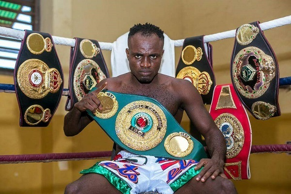 Boxing: Emmanuel Tagoe's fight postponed again to February 23 after suffering hand injury