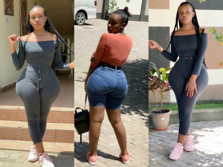 Slay Queen denies going to China for hips enlargement