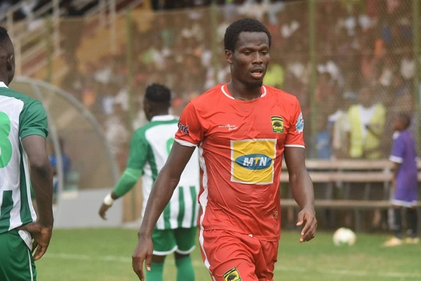 Special Competition: Fatawu Safiu's penalty earns Kotoko draw at Bechem United