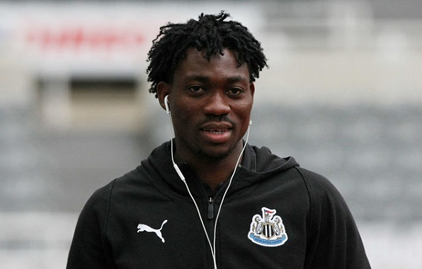 Christian Atsu makes emotional comments ahead of Newcastle' FA cup clash Watford