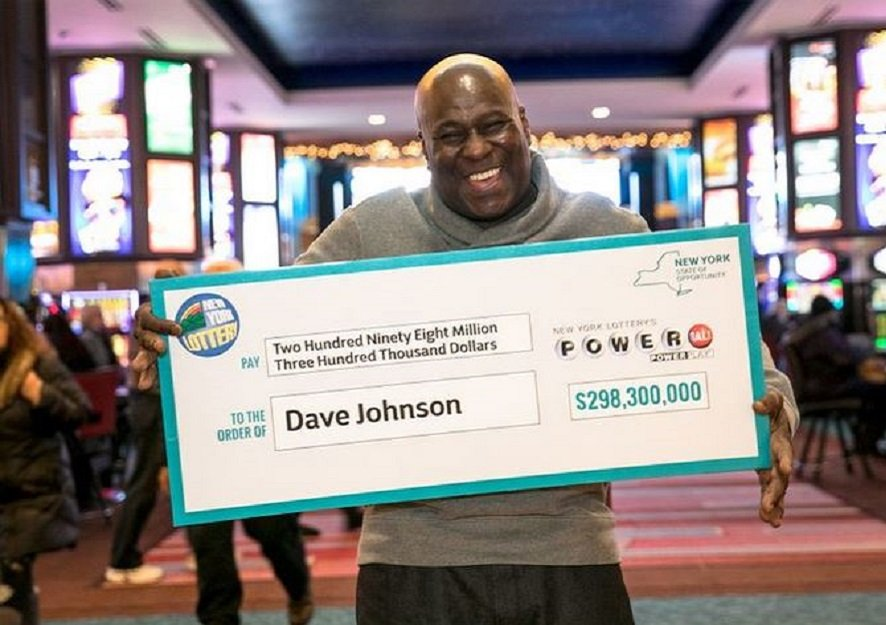 Jamaican truck driver quits job after winining $298m Powerball jackpot