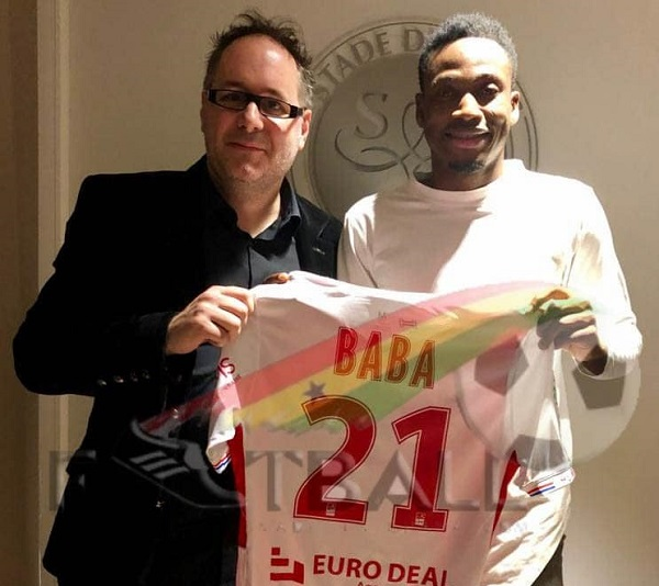 Transfer: Ghana defender, Baba Rahman joins French side Stade Reims on loan from Chelsea