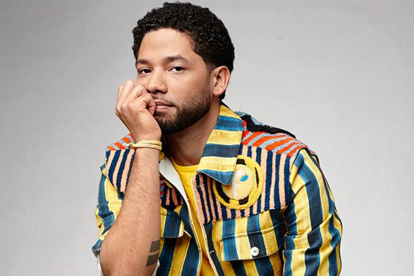 'Empire' star Jussie Smollett hospitalised after possible homophobic, racist attack