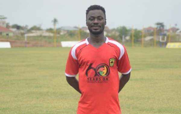 Asante Kotoko release Akwasi Nti and loan out two others