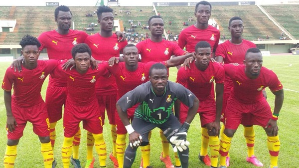 CHAN 2020: Ghana to face Burkina Faso in qualifiers