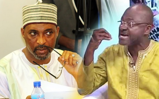 Image result for photos of Kennedy Agyapong in the parliament