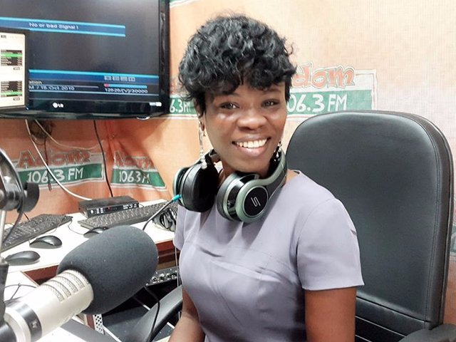 This is why Ohemaa Woyeje quits Adom FM