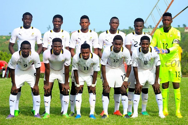 U-20 Cup of Nations: We are determined to bring the trophy home - Black Satellites' Maxwell Arthur