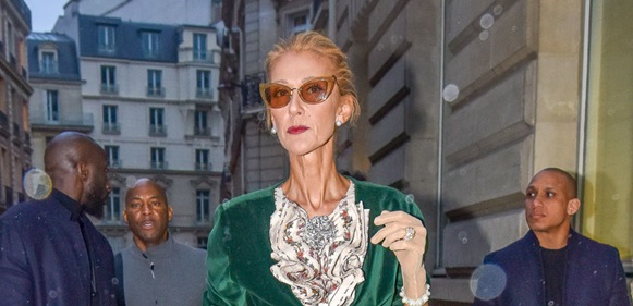 Celine Dion fires back at critics saying she's too skinny