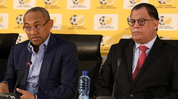 AFCON 2019: South African FA shares letter it sent to CAF: 'It's unprocedural & unfair'