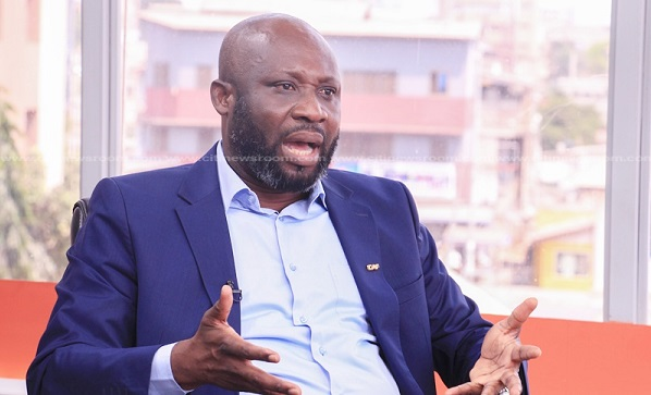 GFA Presidency: George Afriyie jabs opponents at his campaign tour