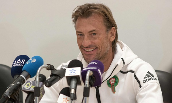 AFCON 2019:  Harve Renard speaks about Morocco's ambitions ahead of tournament