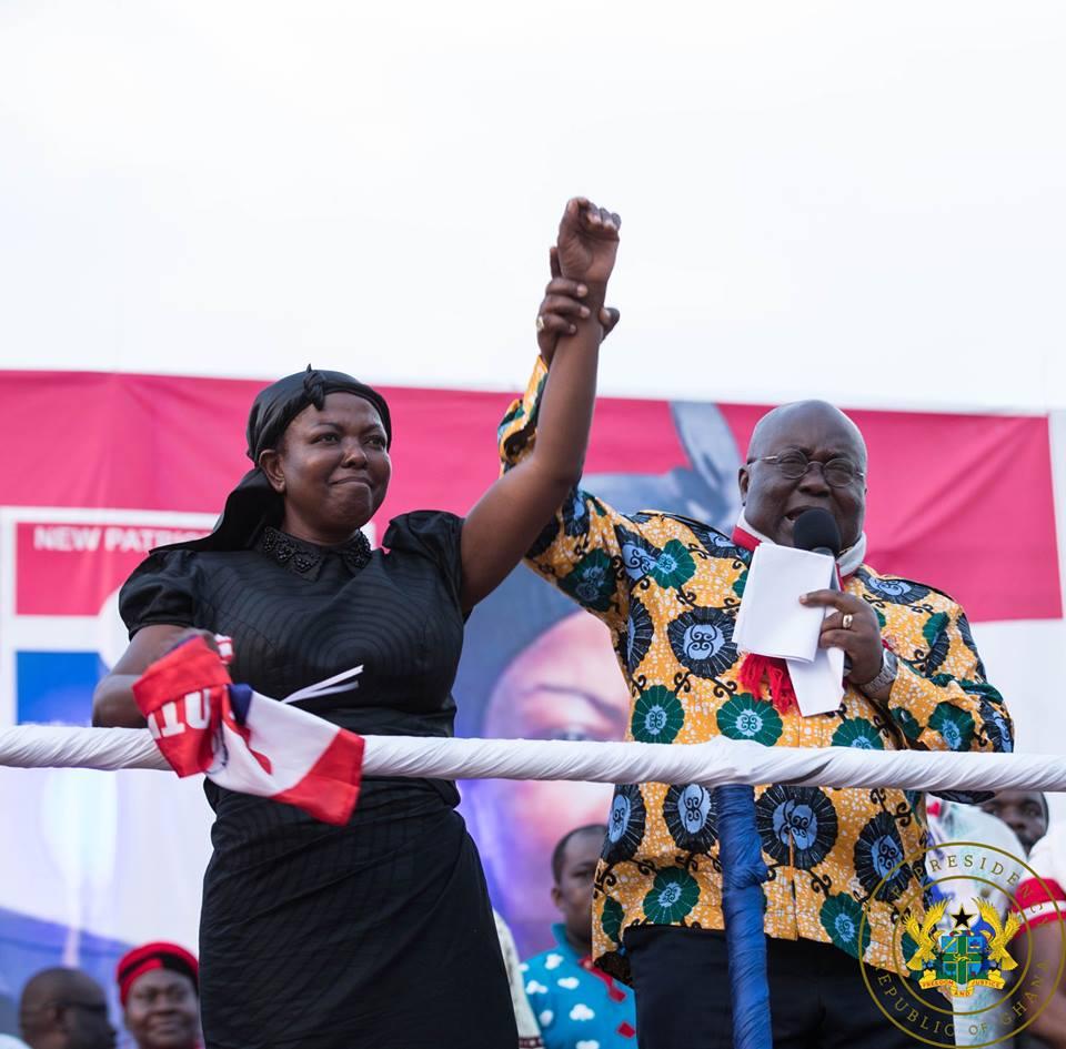 Latest Ghana News: Ayawaso West Wuogon: NPP's Lydia Alhassan Wins