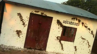 Burundi opposition offices 'smeared with faeces'