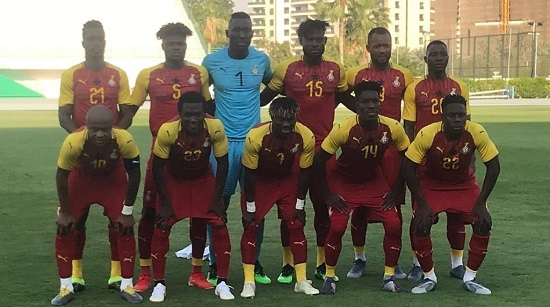 AFCON 2021 qualifiers: Black Stars pitted in Group C alongside South Africa