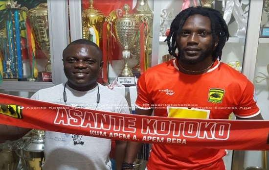 Mousa Adingra threatens to send Kotoko to FIFA