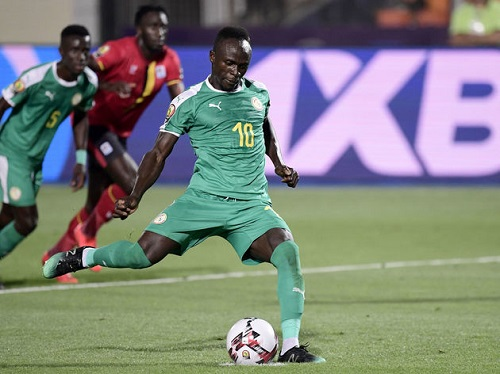 AFCON 2019: Mane admits he has handed over Senegal penalty duty