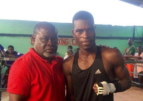 Boxing: Azumah urges Commey to stay focus to dominate division
