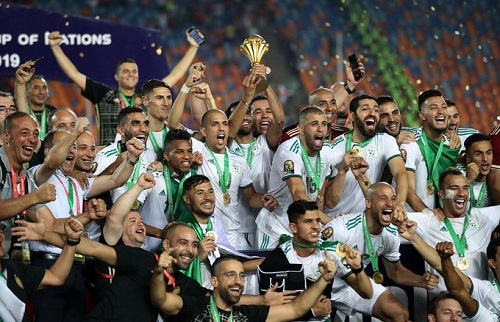 CAF names AFCON 2019 Best XI
