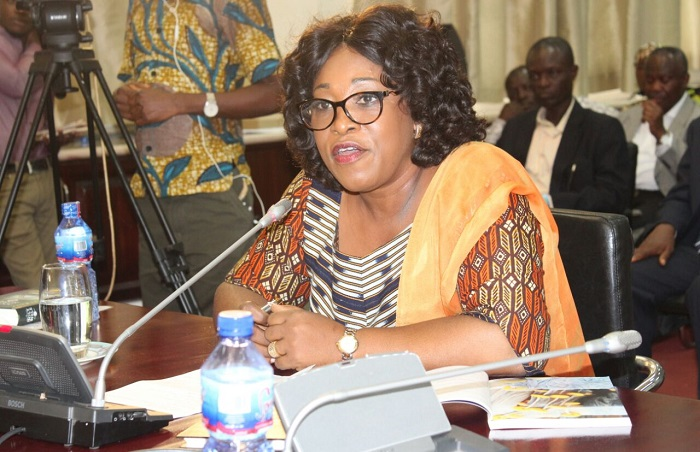Minister of Foreign Affairs and Regional Integration, Ms Shirley Ayorkor Botchwey