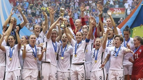 FIFA Women's World Cup to feature 32 teams from 2023