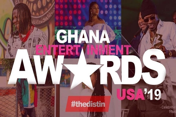 Ghana Entertainment Awards USA 2019