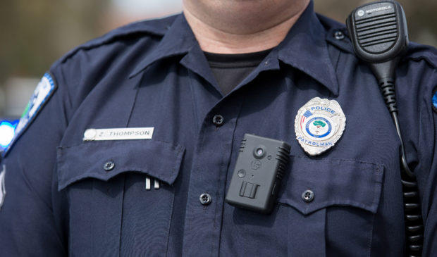 Ghana Police Service receives 250 body cameras