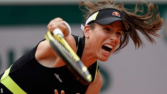 Johanna Konta reaches French Open semi-finals with win over Sloane Stephens