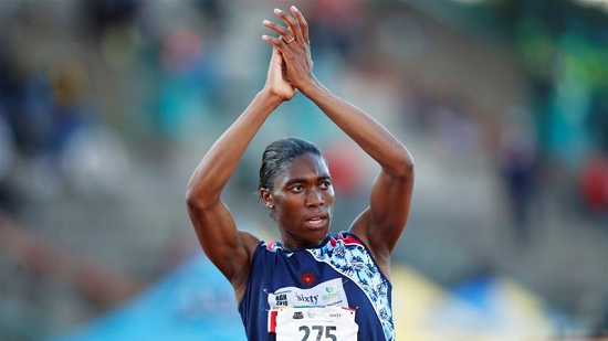 Caster Semenya to be allowed to compete after controversial IAAF ruling suspended