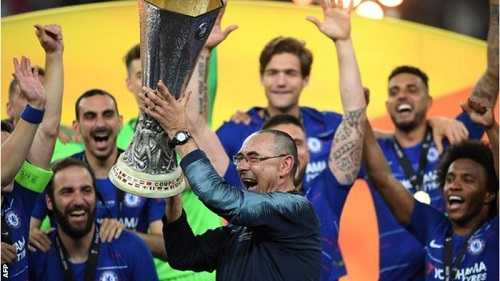 Maurizio Sarri: Chelsea boss says 'the call of Italy is strong'