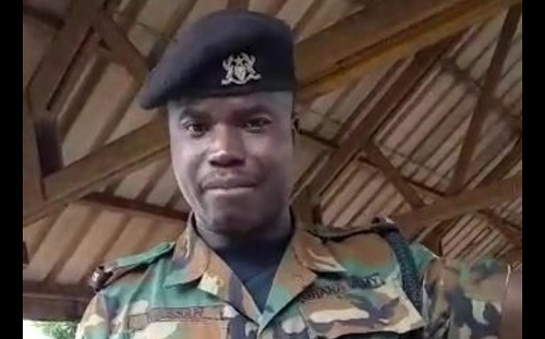 Lance Corporal cautions Commander in Chief of GAF over Parliamentary Chamber saga