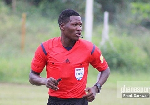 AFCON 2019: No Ghanaian referee picked for tournament