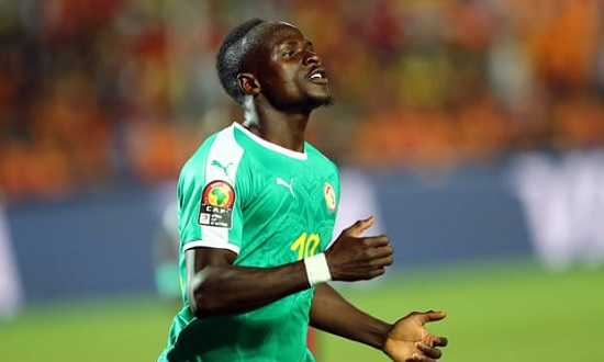 AFCON 2019: Mane scores and misses penalty as Senegal reach quarterfinal